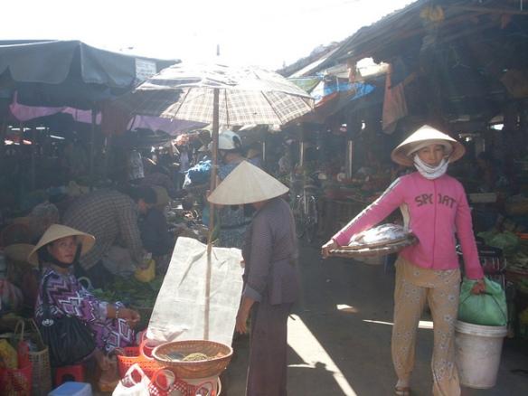 Hoi An market, Vietnam