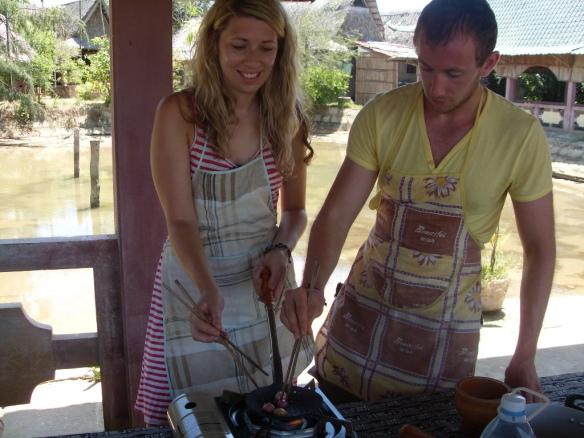 Hoi An cookery school