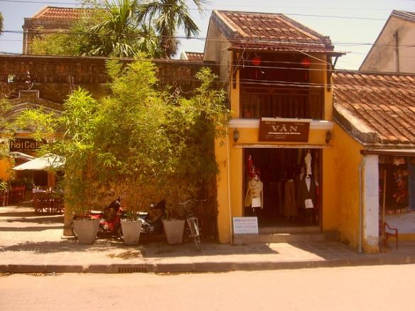 Hoi An tailor shops, Vietnam