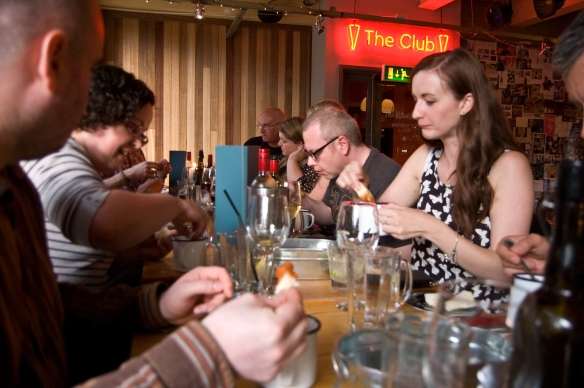 Feast time at The Soul Kitchen Picture courtesy of @emilyhasglasses