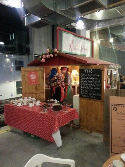 The Marvellous Tea Dance Company, Trinity Kicthen