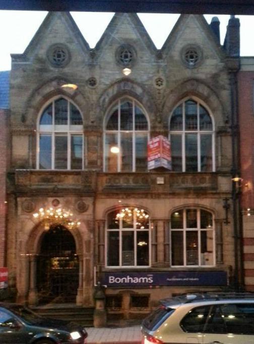 Bonhams, Leeds