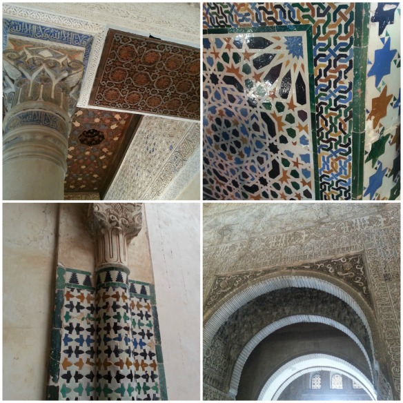 The stunning patterns that adorn the Nasrid Palaces, Alhambra