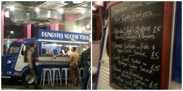 Donostia Social Club at Trinity Kitchen