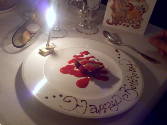 Le Gavroche - Happy Birthday