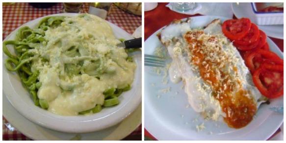 South American Pasta