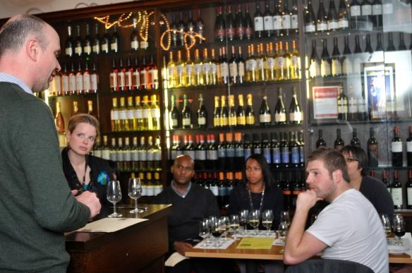 Latitude Wine's Chris Hill, Grubstaker Launch