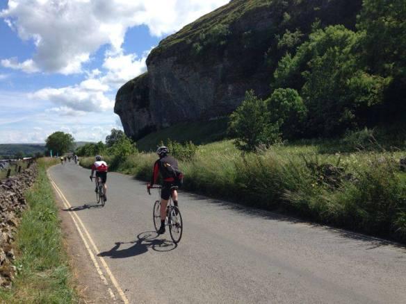 The beautiful Kilnsey Crag