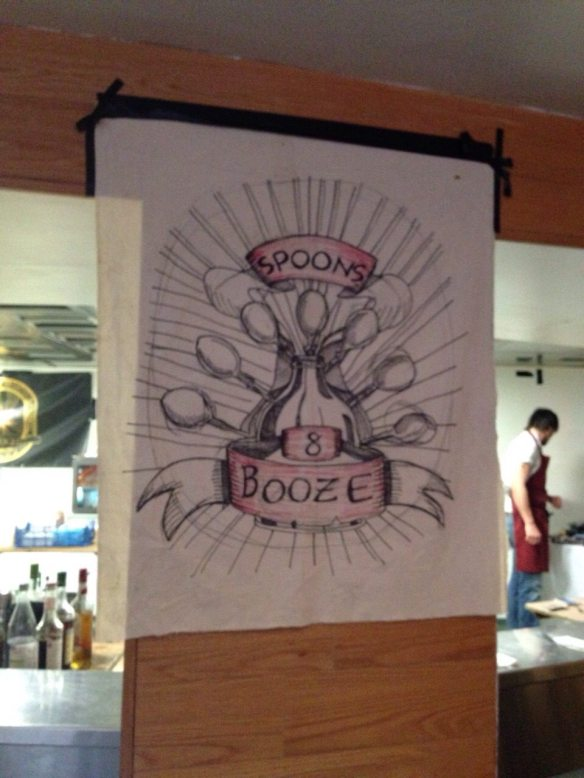 Spoons and Booze by Dough Bistro