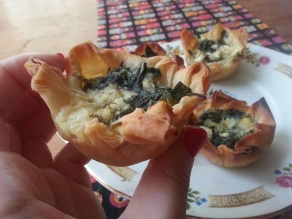 Spanakopita recipes