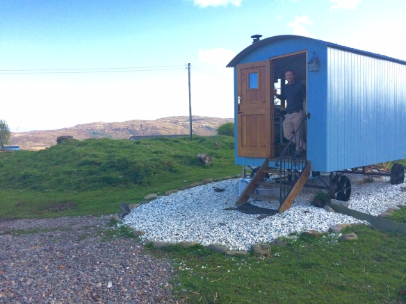 Shepherd's Hut, Isle of Skye