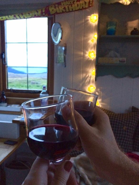 Skye Sheperd's Huts