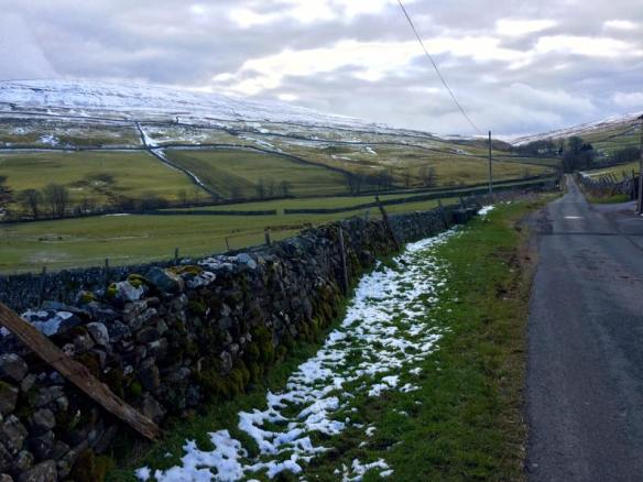 Yorkshire Dales cycling - Kettlewell to Halton Gill