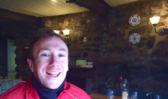 Cycle pub lunch - Queen's arms, Litton