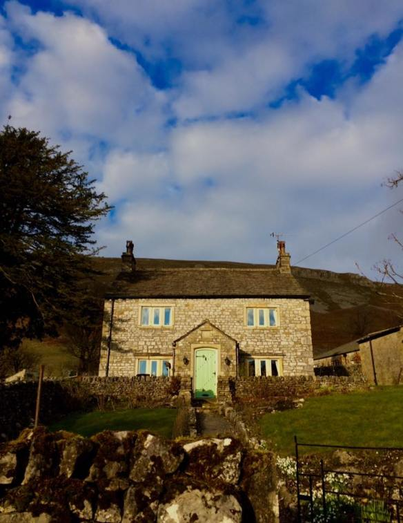 Dream house, Yorkshire Dales