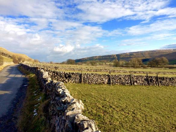 Drystone walls, Yorkshire Dales