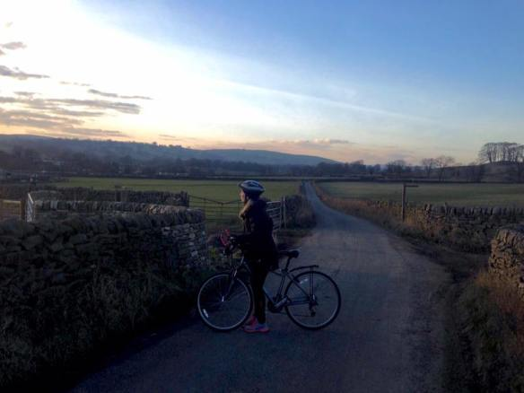 Cycling in the Dales